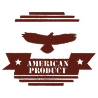 American product label