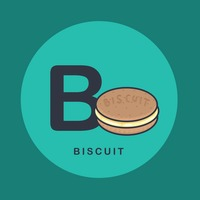 B for biscuit