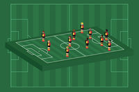 Belgium team formation