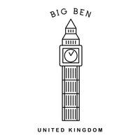 London United Kingdom Uk Big Ben Clock Tower Clock Clocks ...
