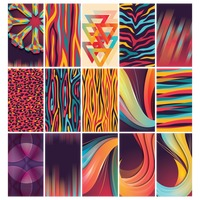 Collection of abstract design