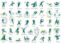 Compilation of sports competition