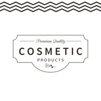 Cosmetic product label