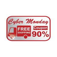 Cyber monday free shipping coupon