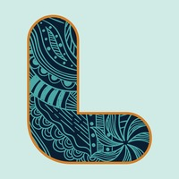 Decorative alphabet l