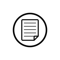 Document sheet icon