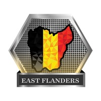 East-flanders map