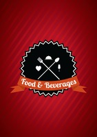 Food and beverages menu design