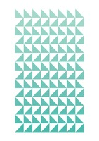 Geometric wallpaper for mobile phone