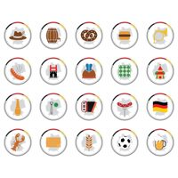 Germany icons pack