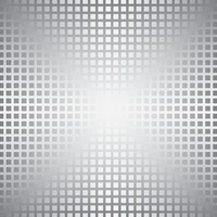 Halftone square pattern background