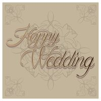 Happy wedding wish
