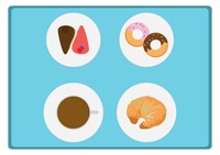Icons for food and drink