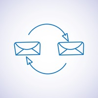 Mail transfer icon