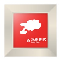 Map of sham sui po