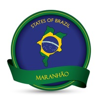 Maranhao map label