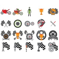 Motor race collection