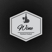 Premium product wine design