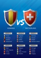 Romania vs switzerland