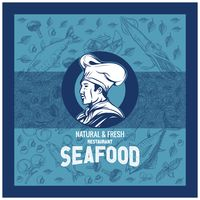 Seafood wallpaper