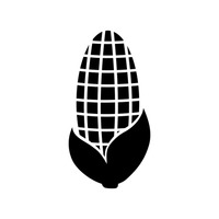 Corn Silhouette | www.pixshark.com - Images Galleries With ...