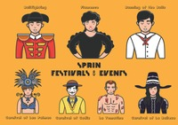 Spain festivals and events
