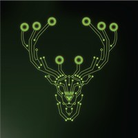 Stag head shape circuit