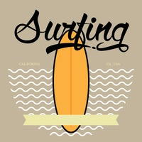 Surfing design