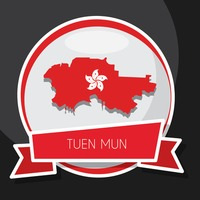 Tuen mun map