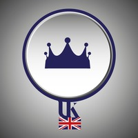 Uk royal crown