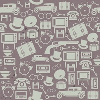 Vintage theme background