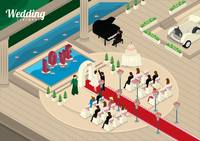 Wedding ceremony design