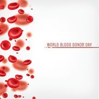 World blood donor day design