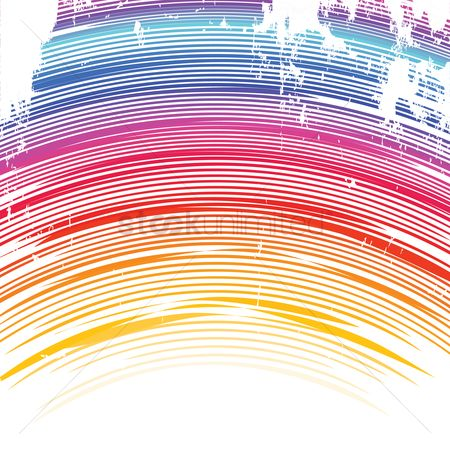 Grunge : Abstract colorful background