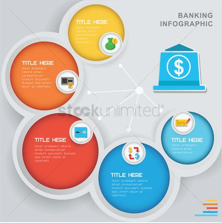 Infographic : Banking infographic