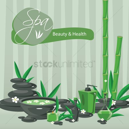 Spa : Beauty and health
