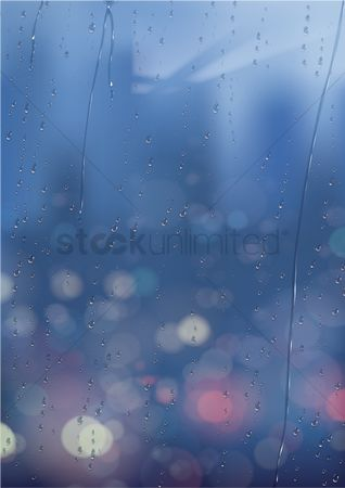Background : Bokeh design