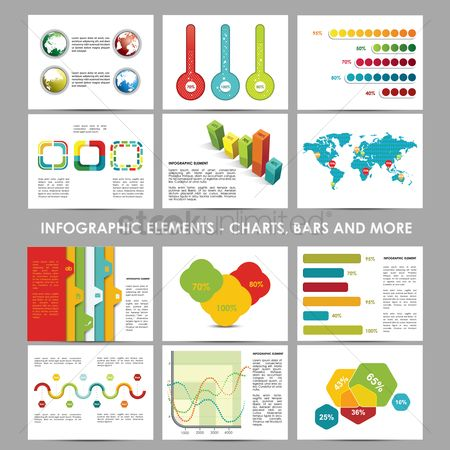 Infographic : Infographic elements