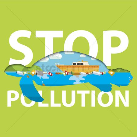 Free Water Pollution Stock Vectors | StockUnlimited