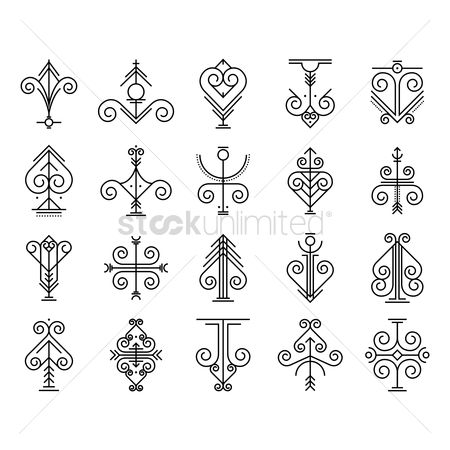Patterns : Tattoo collections
