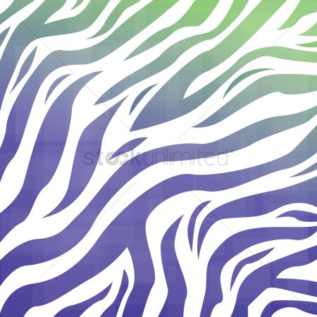 Wallpapers : Zebra pattern
