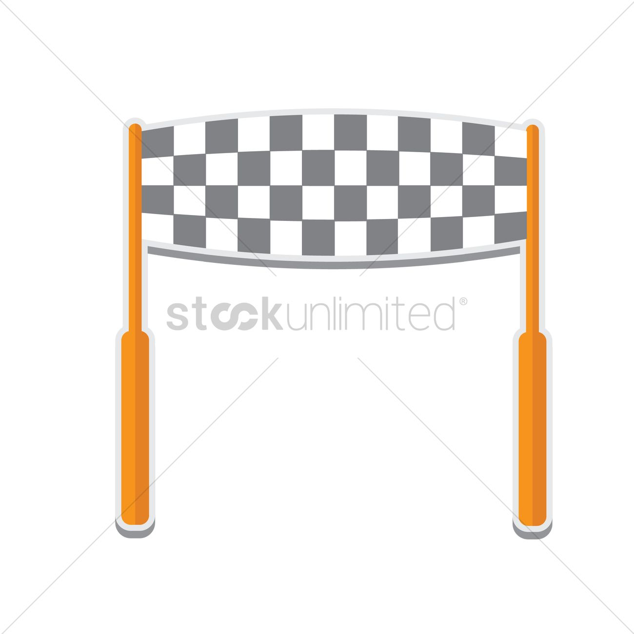 finish line banner vector image  1470663  stockunlimited