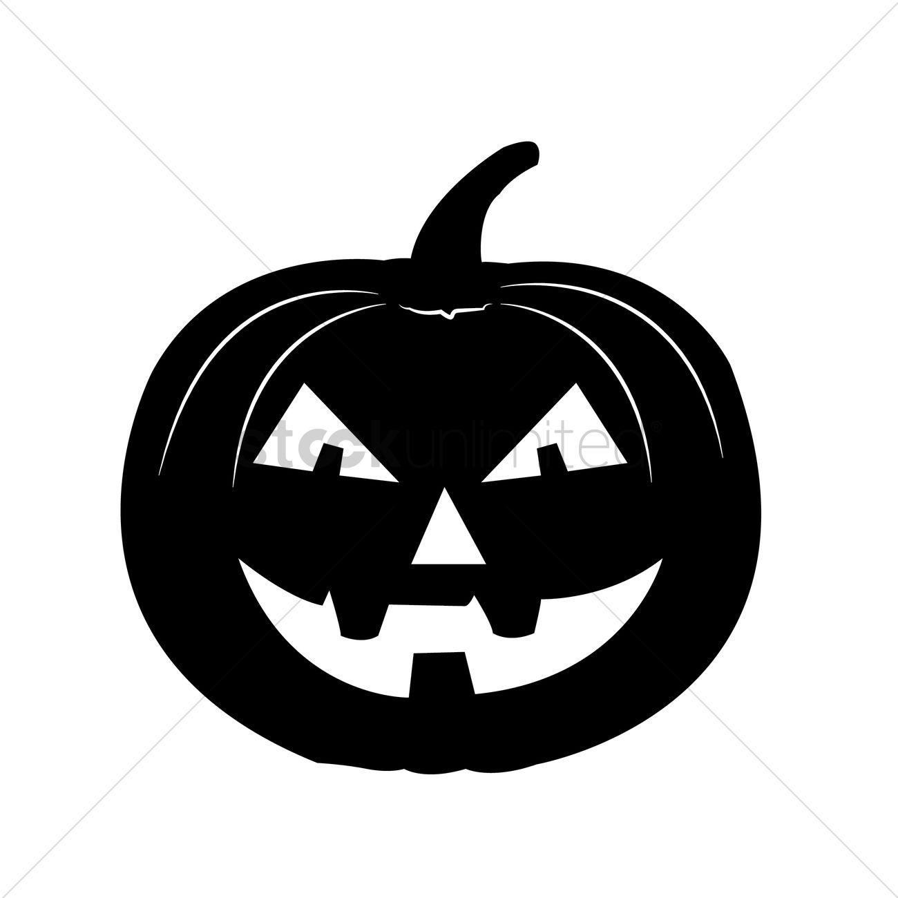 pumpkin head silhouette vector image 1484219 pumpkin template clipart halloween pumpkin carving clipart