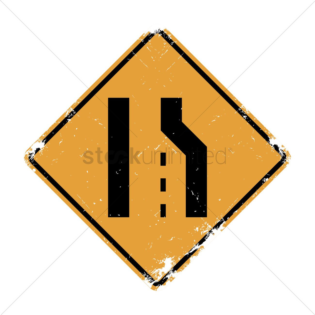 Lane Ends Merge Right 10 More! Redesign Ideas for the