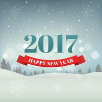 Popular : 2017 happy new year greeting