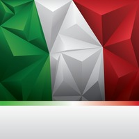 Popular : Background with italy flag