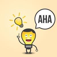Positive Positivity Got It Idea Ideas Eureka Joy Emotion ...