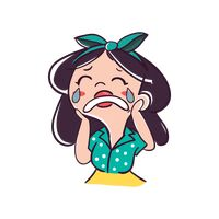 Cartoon Character Characters Girl Girls Human People ...