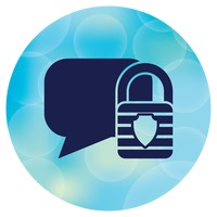 Popular : Chat icon with lock