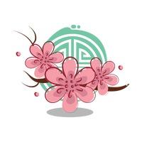 Icon Icons Symbol Symbols Sign Signs Auspicious Flower ...